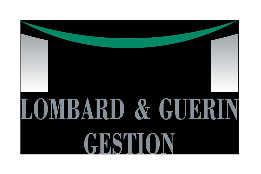 Lombard et Guerin – Gestion Logo